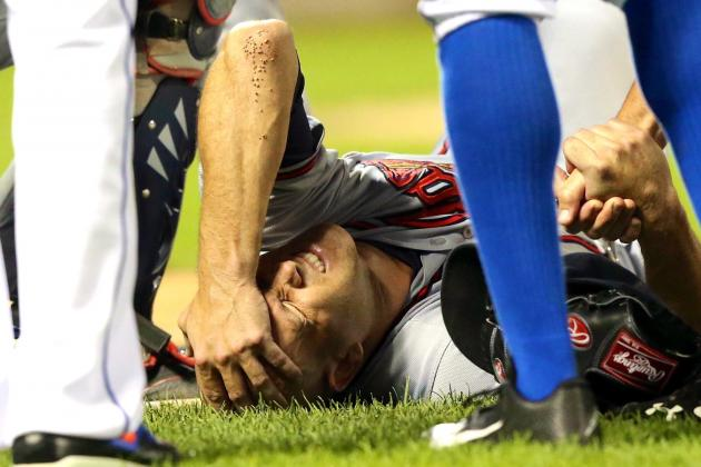 Tim Hudson Injury: Updates on Braves Pitcher's Leg
