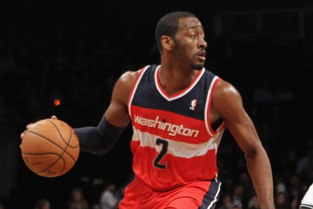 Report: Wall, Wizards Nearing 5-Yr/$80M Extension