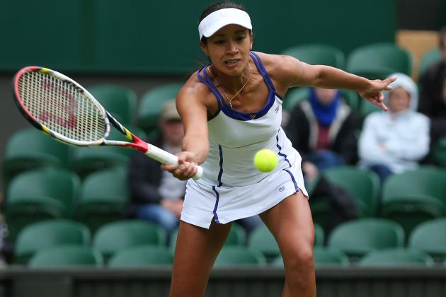 Keothavong Retires, Will Work as TV Analyst
