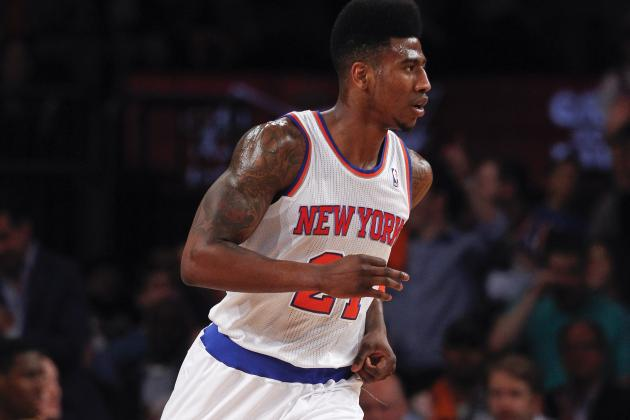 Knicks Rumors: Latest on Iman Shumpert, Free Agent Buzz and More from NY