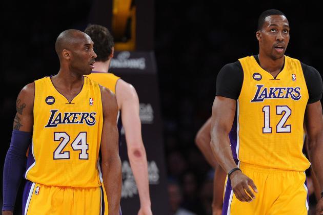 Kobe Bryant, Lakers to Face Dwight Howard on Nov. 7