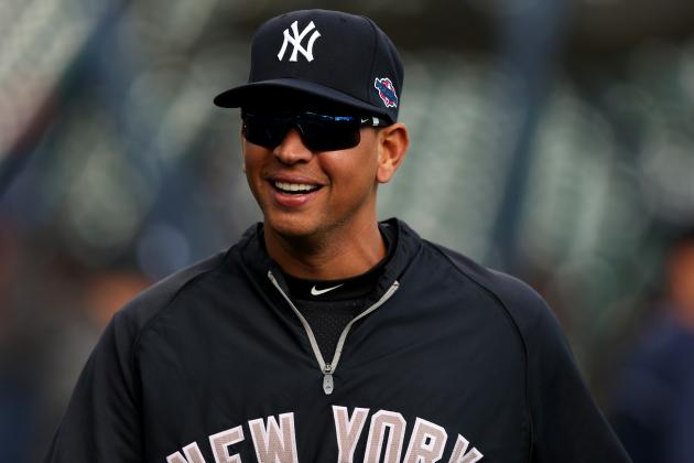 Doctor Says He's Never Met A-Rod in Person
