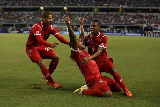 Gold Cup 2013 Results: Scores and Highlights from Mexico vs. Panama
