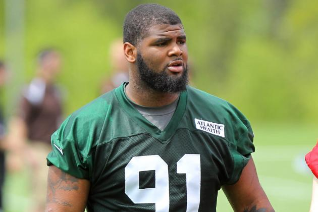 Richardson Agrees to Terms with Jets