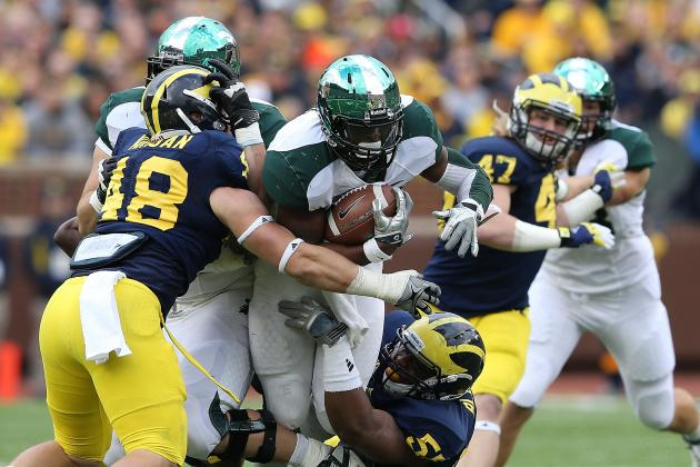 Mark Dantonio Shares Approach to Michigan Rivalry