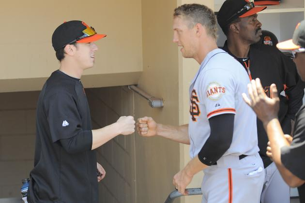 Why the Pressure Is on Sabean to Trade Lincecum, Pence at the Deadline