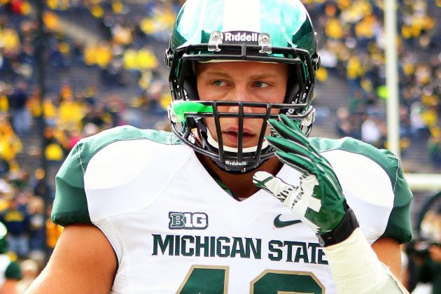 Bullough Selected Big Ten Player to Watch