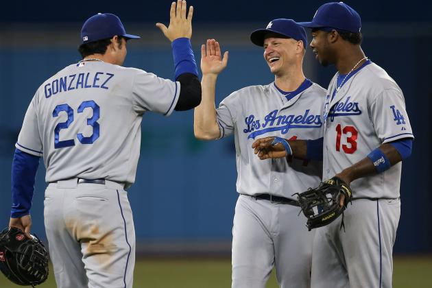 Dodgers Continue Remarkable Run, Win 10th Consecutive Road Game