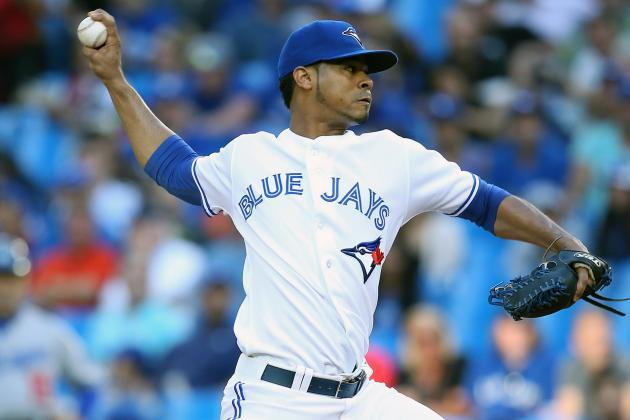 Blue Jays Blow Late Lead over Dodgers, Lose Seventh Straight