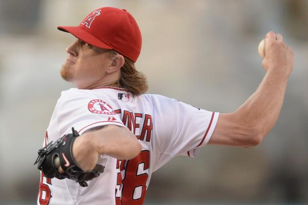 Weaver Strikes out 9 as Angels Trump Twins