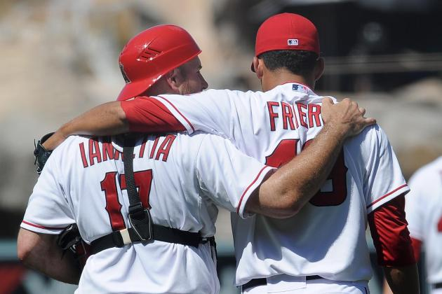 Angels' Jered Weaver Baffles Twins for Eight Innings in 1-0 Victory