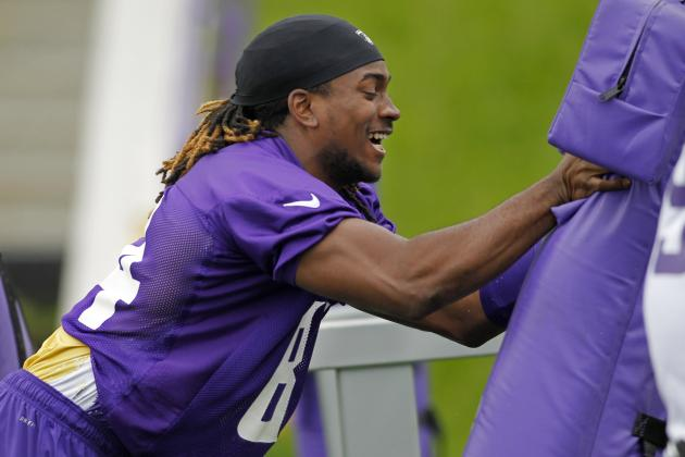 Breaking Down Cordarrelle Patterson's Game Heading into Training Camp