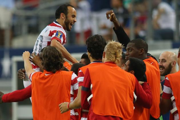 Gold Cup Finals 2013: Players to Watch in USA vs. Panama Clash