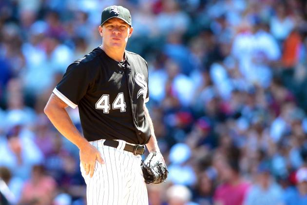 Is a Jake Peavy-Will Middlebrooks Swap Smart for Both Red Sox and White Sox?