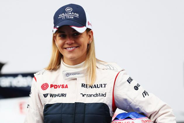 Wolff 'Deserves More Respect' over Her Test Runs