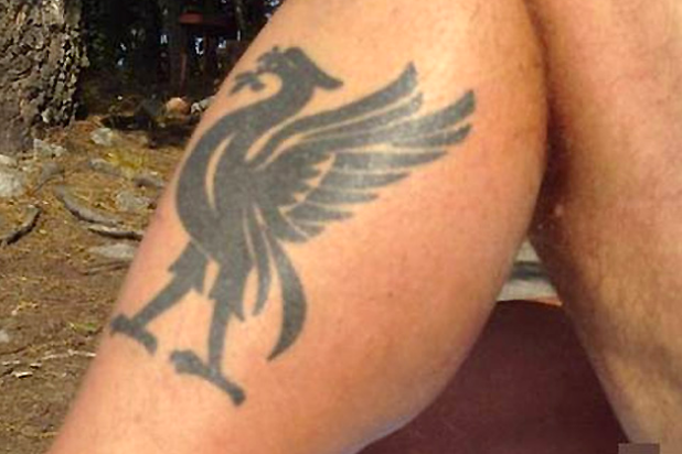 Politician Shares Photo of His Willy While Showing off Liverpool Tattoo