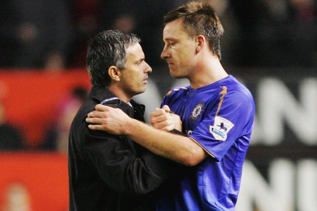 Jose Mourinho Can Get the Best out of John Terry at Chelsea