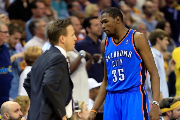 2013 Oklahoma City Thunder: Statisitical Predictions for Every Player on Roster