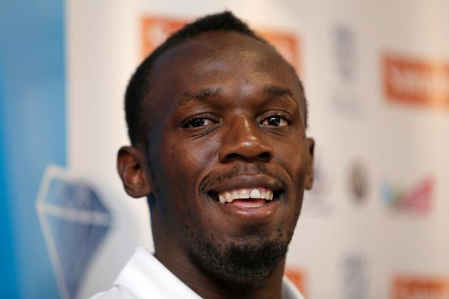 Athletics: Bolt: I've Been Phenomenal Since 15, I'm Not on Drugs