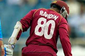 Ramdin, Russell Dropped from Windies T20 Squad
