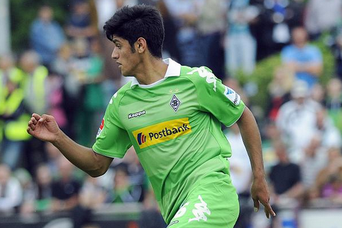Syrian Youngster Mo Dahoud Making Mark at Gladbach