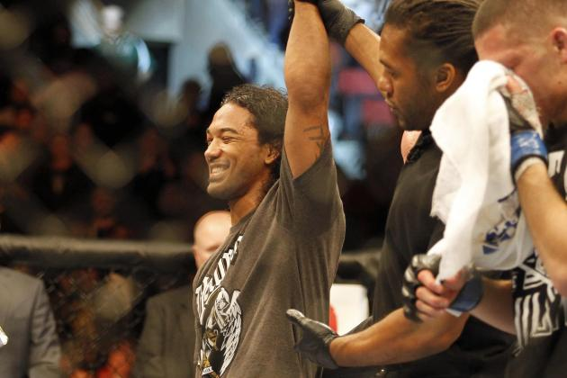 UFC 164: How Benson Henderson Can Remain Champion