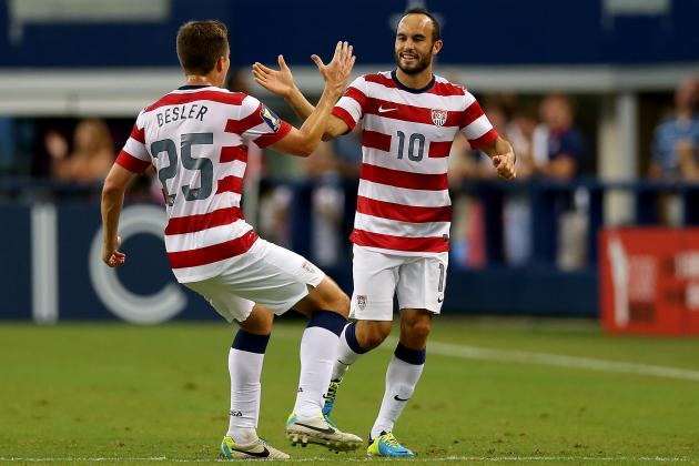 Gold Cup 2013 Bracket: Breaking Down Journey to USA vs. Panama Tournament Final