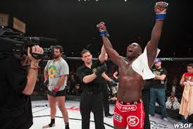 Anthony Johnson on Final Fight in WSOF Contract vs. Mike Kyle: 'I Love It'