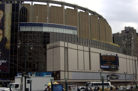 Report: New York Council Orders Madison Square Garden to Move
