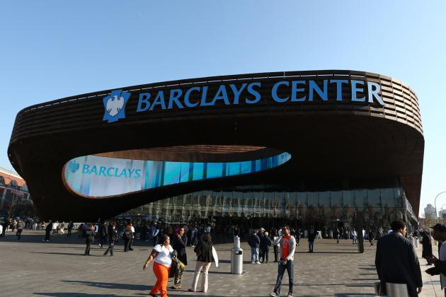 Barclays Center Sold Most Tickets in 2013