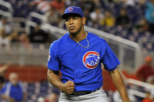 Dodgers Call Up Carlos Marmol