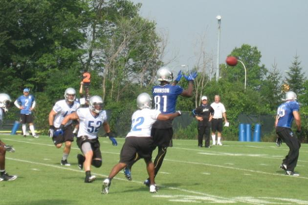 Preparing for the 2013 Detroit Lions Training Camp: The Cornerbacks