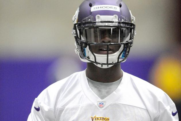 Vikings, 1st Rounder Xavier Rhodes Reach Deal