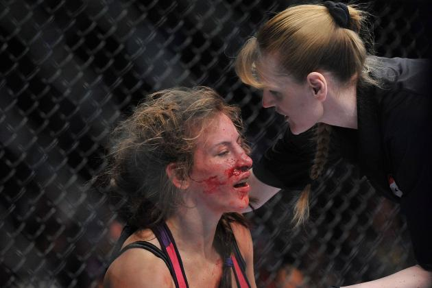 Miesha Tate: Referee Kim Winslow Is 'Literally Ruining People's Lives'