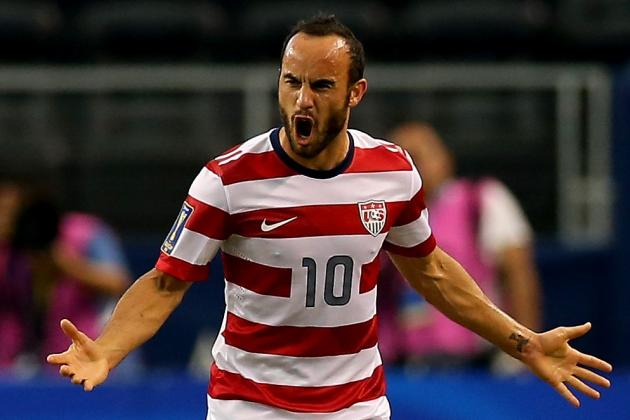Gold Cup 2013: Landon Donovan Will Lead Americans to Championship Game Victory