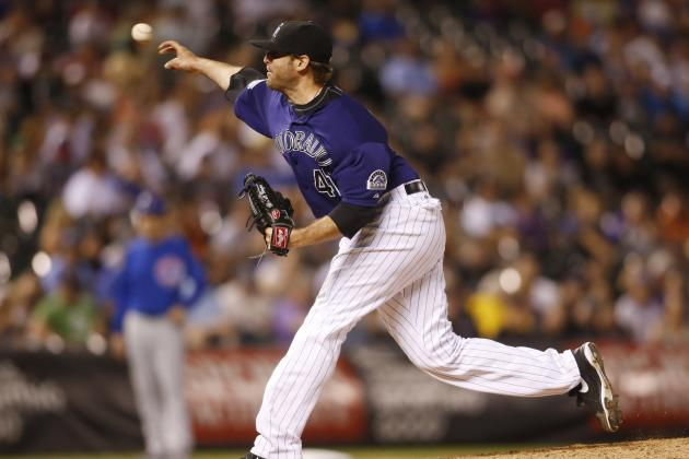 Mitchell Boggs Hopes to Reclaim Career with Colorado Rockies