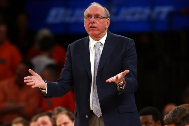 Jim Boeheim on Canada Trip: Syracuse Players Will Report for Practice Aug. 15