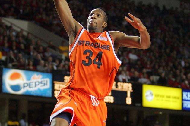 Former Cuse Standout Demetris Nichols Looks for One More Shot at the NBA