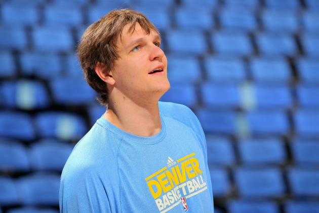 San Antonio Spurs: Why Timofey Mozgov Would Be a Great Addition