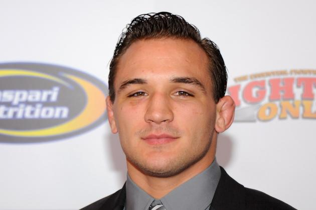 Michael Chandler Won't See Free Agency, Signs Lucrative New Deal with Bellator