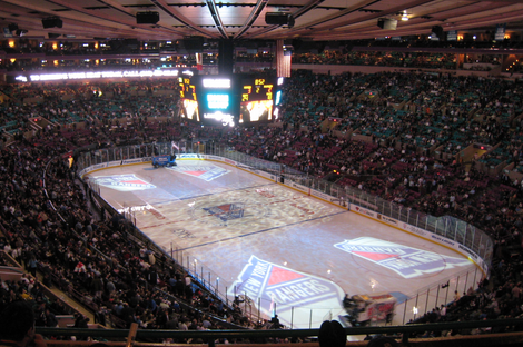 Role Reversals: New York Islanders and Long Island Rangers? MSG is on the Clock