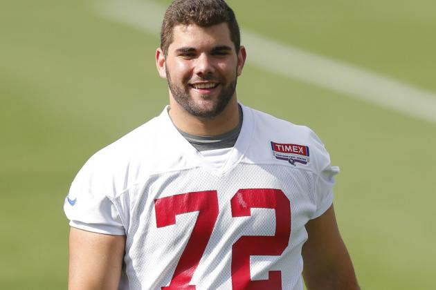 Report: 1st Rounder Justin Pugh Agrees to Deal