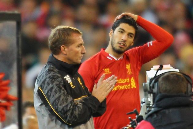 Luis Suarez Must Convince Liverpool to Accept Arsenal's Bid