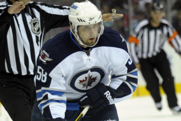 Winnipeg Jets Agree to Terms with Forward Eric O'Dell to One-Year, Two-Way Deal
