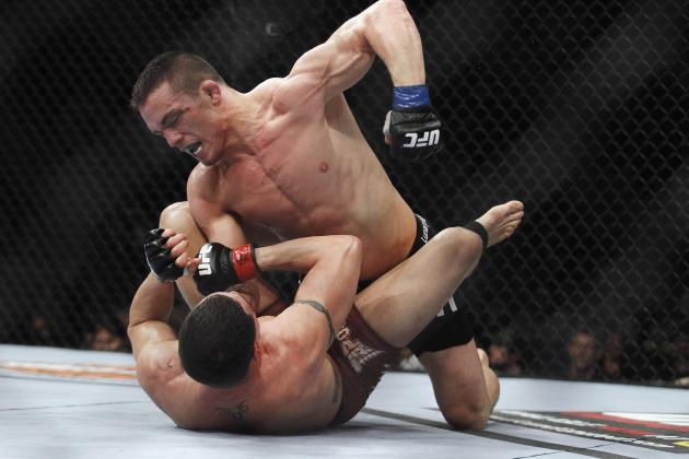 UFC on Fox 8: Rory MacDonald Versus Jake Ellenberger: Who Is the Future?