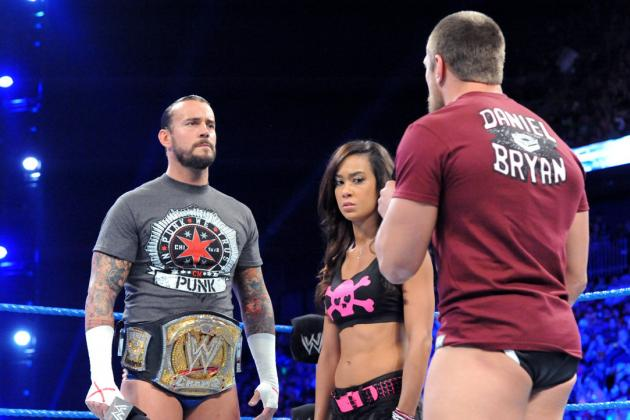 CM Punk, Daniel Bryan and the Evolution of the WWE Superstar