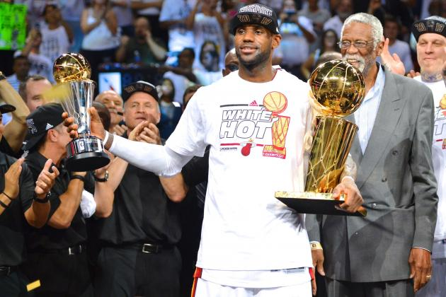 Would 3rd Straight Heat Title Keep LeBron James in Miami After 2013-14?