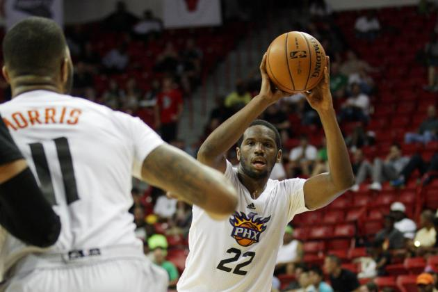 Dionte Christmas Drawing Interest from Suns, Others