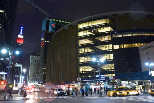 Madison Square Garden Receives Eviction Notice from New York City Council