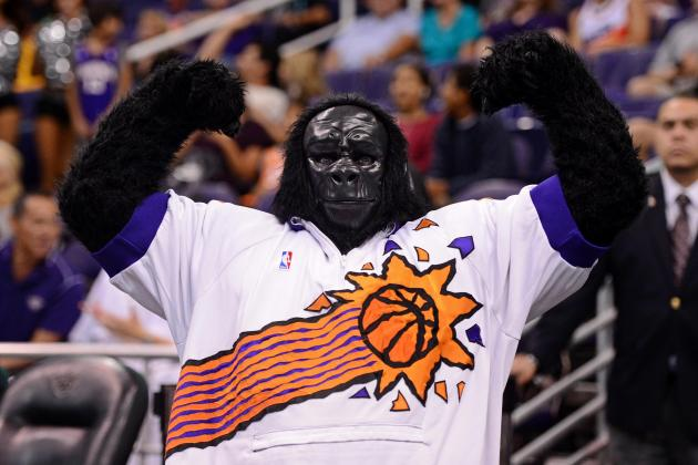 Suns Reluctant to Unveil New Uniforms